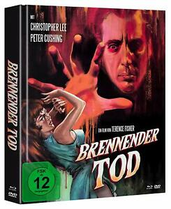 Roveto morte [Blu-Ray + DVD LIMITED MediaBook a/Nuovo/Scatola Originale] Christopher Lee, PET