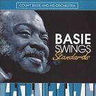 Basie Swings Standards by Count Basie (CD, Mar-2009, Pablo)