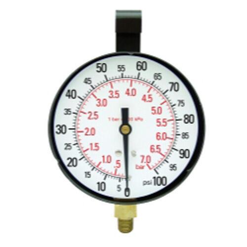 LSX Direct Mount Fuel Rail Pressure Gauge 0-100 psi LS1//LS2//LS3//LS6//LS7 *CBW-030