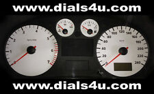 SEAT IBIZA Mk3 (2002-2008) - 240km/h (Petrol or Diesel) - WHITE DIAL KIT
