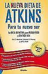 La Nueva Dieta de Atkins by varios (2011, Paperback)