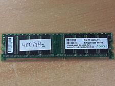 APACER 256 MB DDR PC3200 CL 3 Speicher Arbeitsspeicher **top**