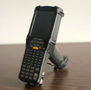 Motorola Zebra MC9200 MC92N0-G Handheld Rugged 2D Laser Scanner Windows Embedded