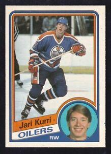 1984-85-O-Pee-Chee-Jari-Kurri-Edmonton-Oilers-249-NRMINT-MINT