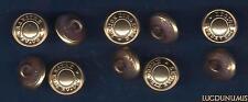 Lot de 10 Boutons de la Légion Etrangère – Paris Diamètre 1,6 cm