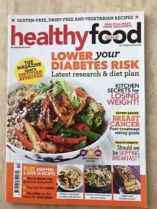 Details About Healthy Food Guide Magazine October 2015