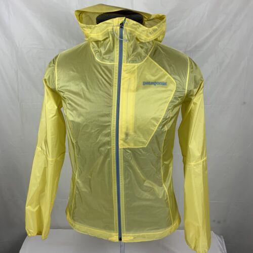 Patagonia Jacket Lightweight Windbreaker Rain Coat
