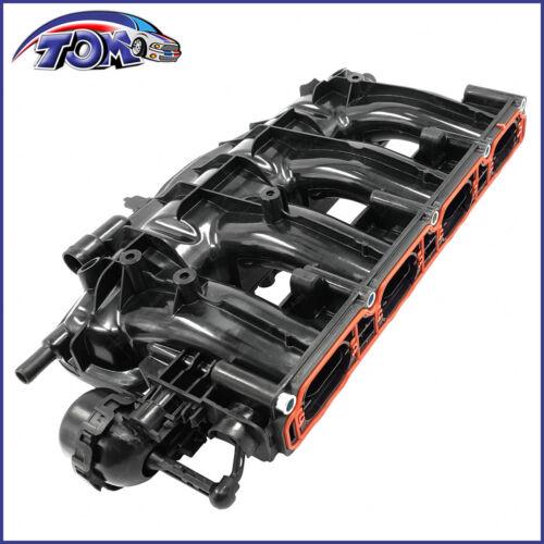 New Intake Manifold w// Gasket Set For 08-17 VW 08-13 Audi A3 09-10 TT
