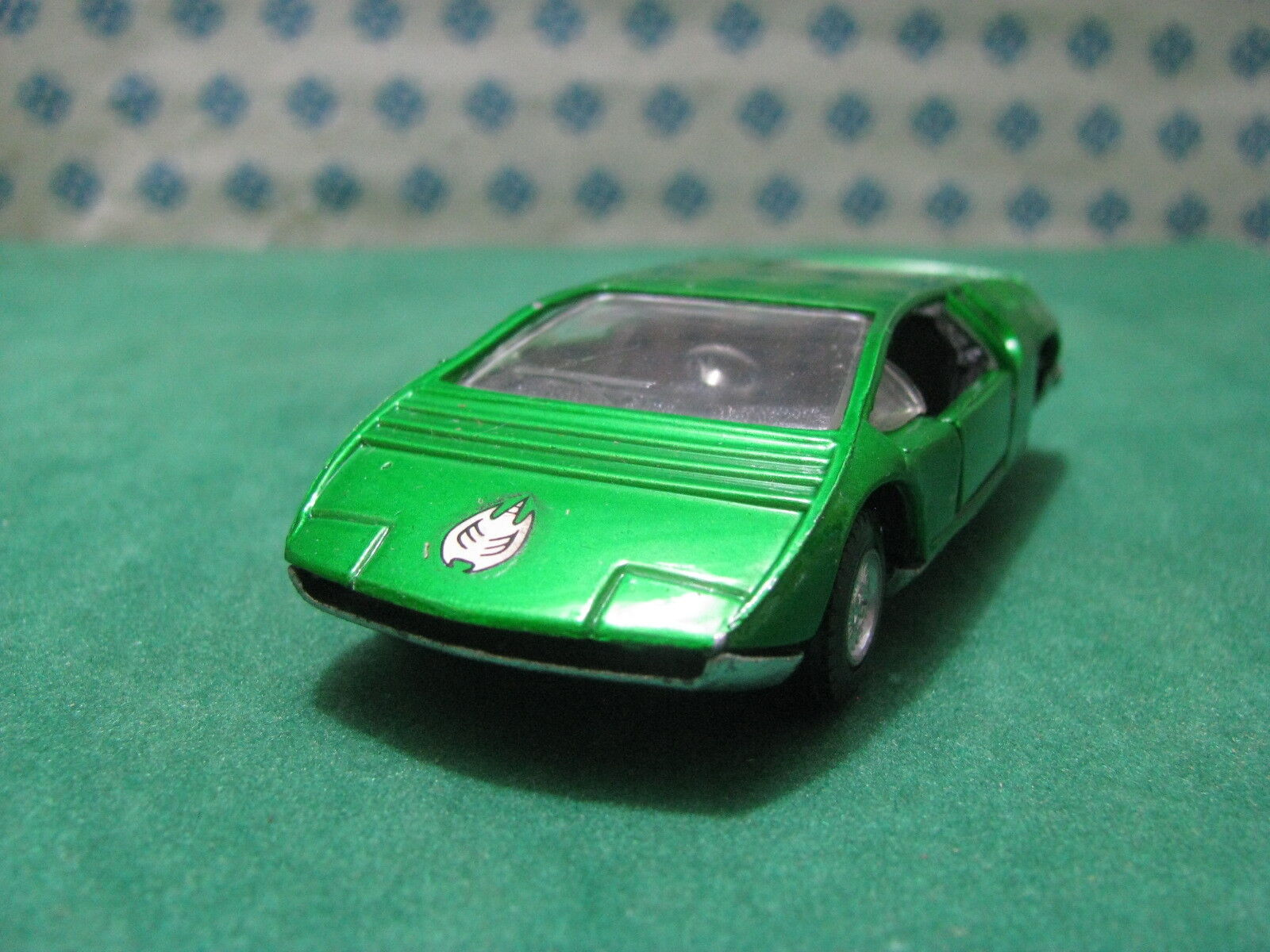 Vintage - MANTA carrosserie Bizzarrini - 1 43 43 43 Mercury Art. 308 322816