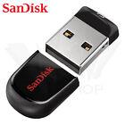 SanDisk Cruzer Fit CZ33 16 GB Mini Nano USB Speicher Flash Drive Thumb Stick
