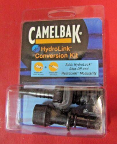 Lot of 2 NIP Camelbak Hydro-Link Conversion Kit Hydration Pack Bite Valve USGI