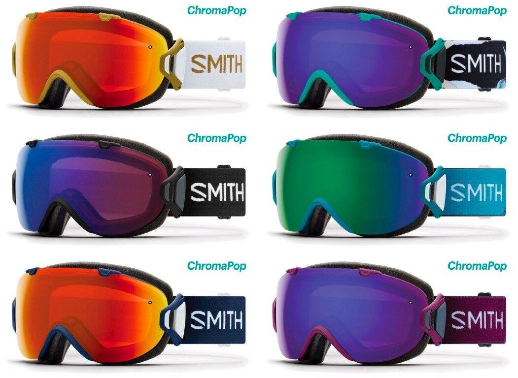 SMITH OPTICS I OS SKI SNOWBOARDBRILLE CHROMAPOP NEU