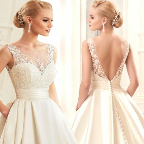 Luxus Spitze Brautkleid Hochzeitskleid Kleid Braut von Babycat collection BC585