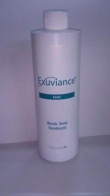 Exuviance Bionic Tonic Treatment Pro Salon 474ml 16oz Free P/P #soal