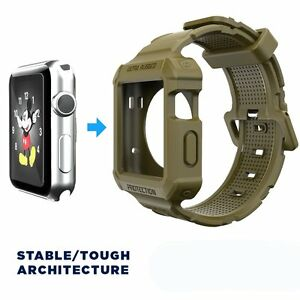 Image Is Loading Rugged Band Le Watch Ultimate Shock Protection