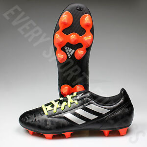 promo code 173b9 f0cf7 Image is loading Adidas-Conquisto-II-FG-Soccer-Cleats-7-5-
