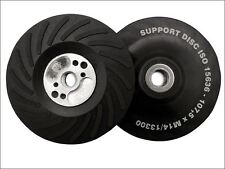 Flexipads World Class - Angle Grinder Turbo Pad ISO Hard 125mm (5in) M14