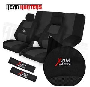 ROAD-RIDERS-X3M-Flexible-Universal-Seat-Cover-DARK-GREY