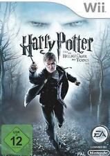 Nintendo WII Harry Potter e i santuari della morte 1 come nuovo