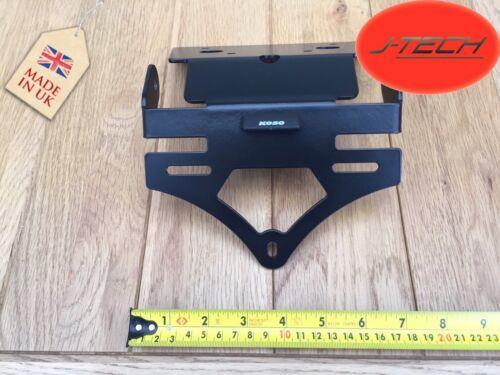 Suzuki GSX S750 Tail Tidy// Fender Eliminator 2015-2016.*Use with LED Indicators*