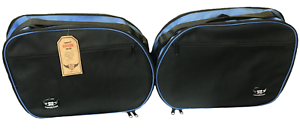 GREAT BIKERS GEAR Old panniers Pannier Liner Bags to Fit Honda Varadero CBR 100 Vfr 800 Xl1000 Panniers Great Quality Pair