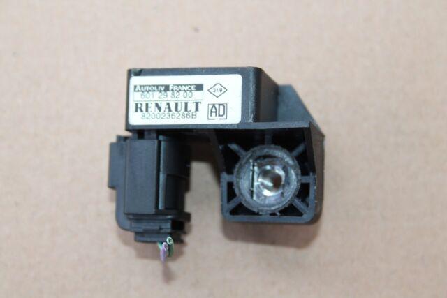 Renault Megane 2 II Sensor Airbagsensor Crashsensor 8200236286B