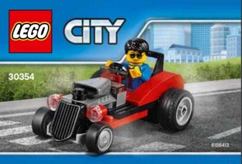 Lego City Hot Rod 30354 Polybag  BNIP