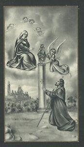 image pieuse ancianne de la Virgen del Pilar holy card santino estampa ozJ4Duz5-09111011-945500982
