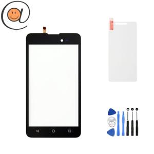 Vitre-Ecran-tactile-Wiko-Sunny-2-Plus-Noir-Adhesif-Outils-Protection