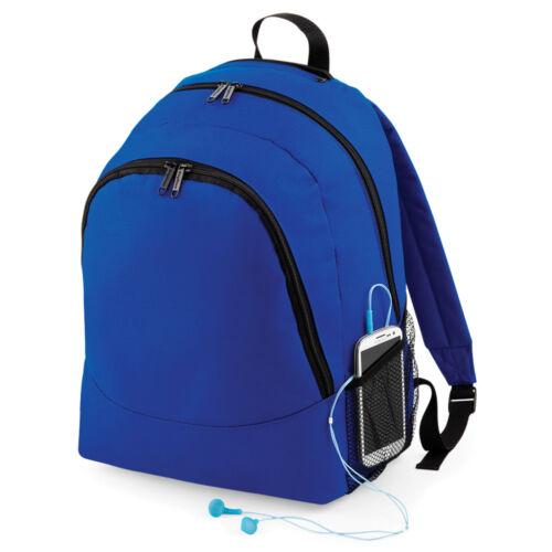 Bagbase universal sac à dos cartable sac de gym train voyage pendant la nuit toutes les couleurs