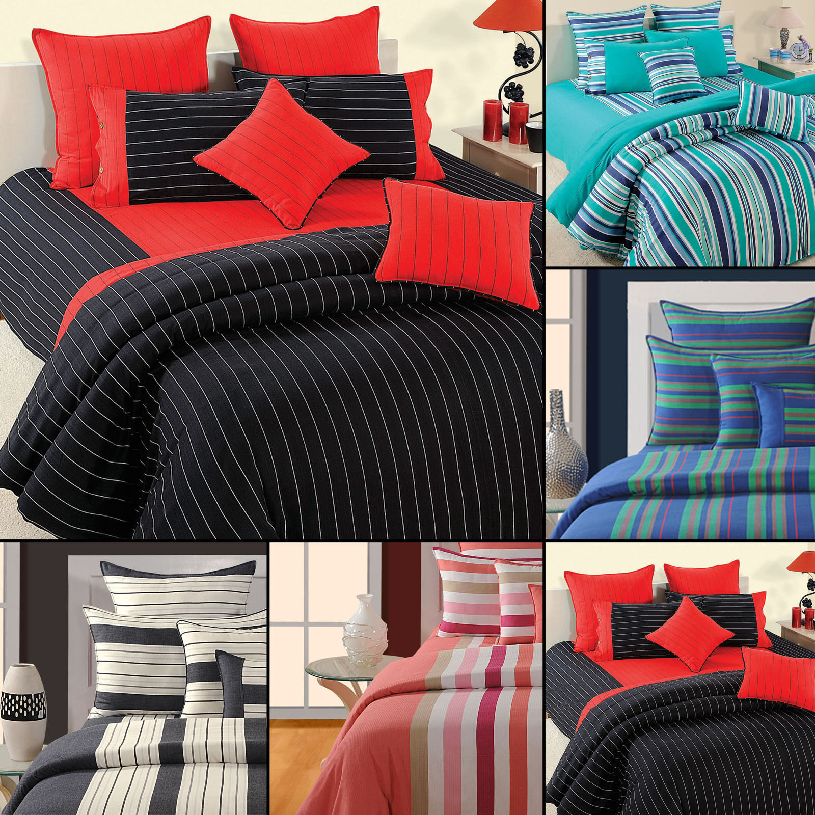 100% Cotton Twin Queen Dimensione Home Decorative Bedding Comforter -1601