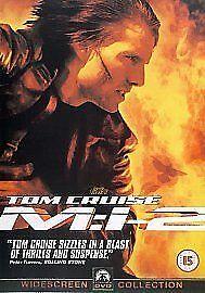 Mission Impossible 2 Dvd 2000 For Sale Online Ebay