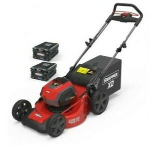 Lawn Mower Battery Powered Snapper Xd 82V ESXD19PWM82K