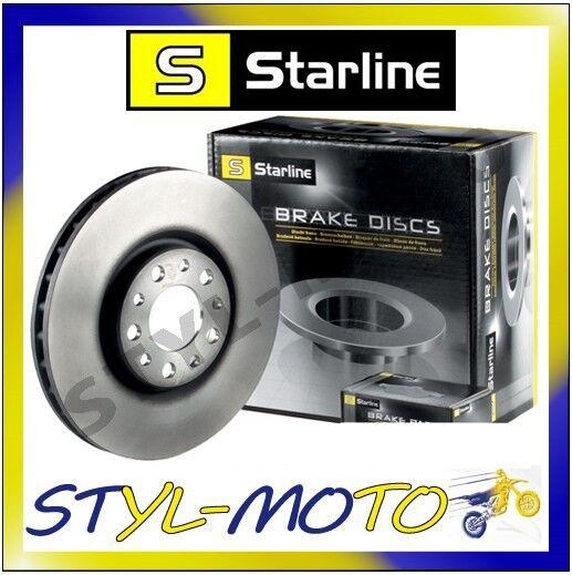 DISCHI FRENO ANTERIORE STARLINE PB4504 RENAULT 1.5 d 81 KW 2007