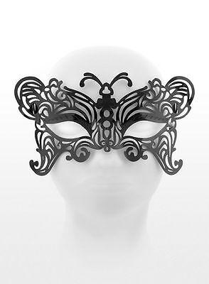 Masken-Brille Colombina Farfalla im Stil einer Venezianischen Maske