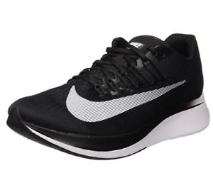 Nike Zoom Fly Men s Running Training Shoes Black White 880848 001  180693478