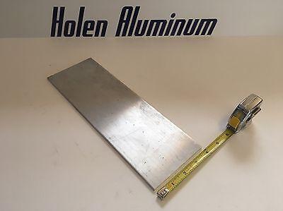 "Aluminum Flat Bar 6061-T6 2/"" x 3/"" x 48/"""