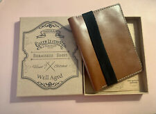 Hobonichi Cousin Leather Cover By Galen Leather