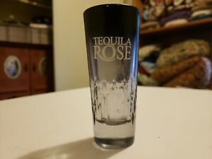Tequila-Rose-Tall-Shooter-Shot-Glass-Black-Smoke