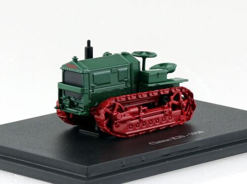 Chenille Cletrac K20 1930 Traktor 1:43 Hachette//UH Modellauto