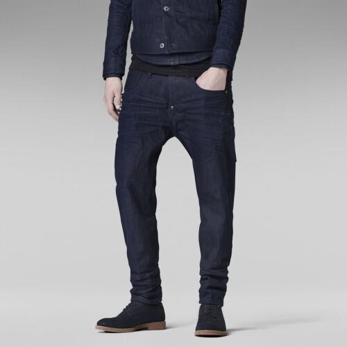 diverse dimensioni NUOVO. Mega Style G-star A Crotch LOOSE TAPERED
