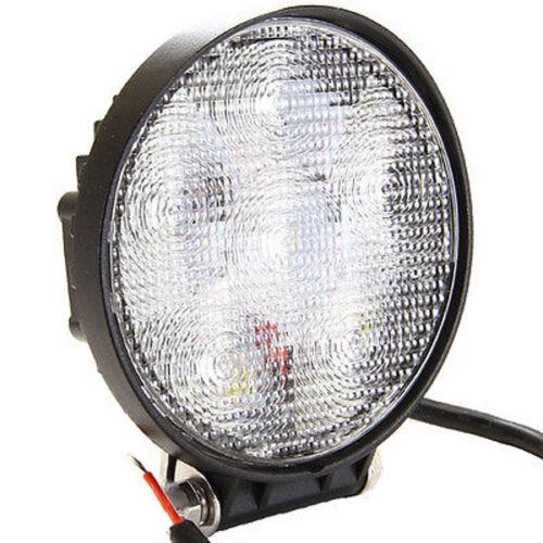 6 LED 18W ARBEITS SCHEINWERFER LADERAUM ARBEITS LAMPE 12V 24V FLUT LICHT 18WA