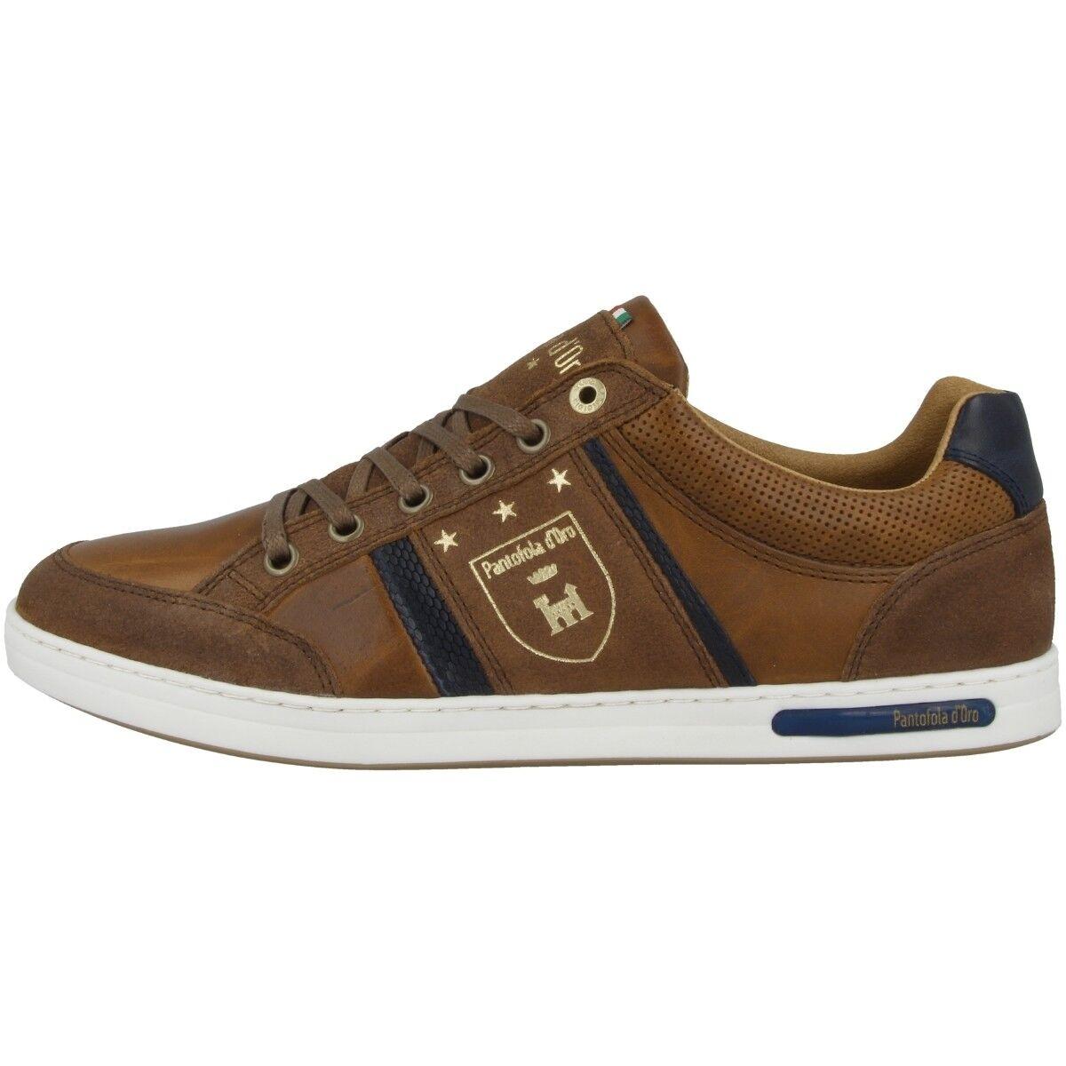 Pantofola D gold Mondovi men Low shoes Sneaker men Tortoise Shell 10191017.JCU