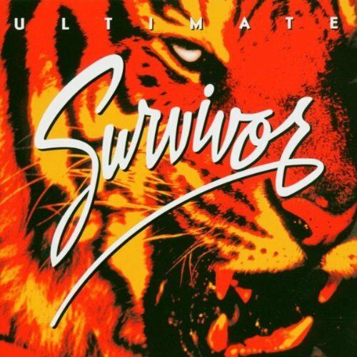 Survivor - Ultimate Very Best of Greatest Hits - NEW CD ALBUM  Eye Of The Tiger