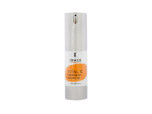 Image Skincare Vital C Hydrating Eye Recovery Gel .5 oz -NEW