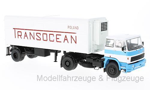 47030 Liaz 100 Bianco azul Orlican N13CH Refrigerato-Sz 1974,1 43 Premium