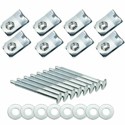 Truck Bed Mounting Hardware Kit Bolts fits Ford Super Duty F250 F350 F450 F550