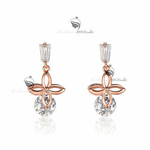 18k-white-yellow-rose-gold-made-with-SWAROVSKI-crystal-stud-earrings-925-silver