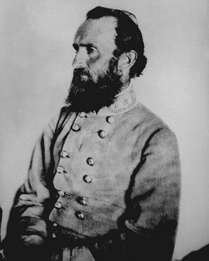 "CSA Confederate General Thomas /""Stonewall/"" Jackson New 8x10 Civil War Photo"