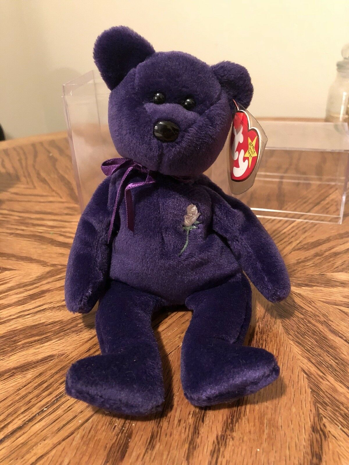 RARE MINT CONDITION 1997 Princess Diana Beanie Baby Retired